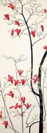 kobayashi_kokei_-_magnolia_tree_-_google_art_project