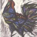王鲁湘:张仃焦墨探索的曲折之路