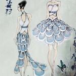 论服饰与时尚的美学