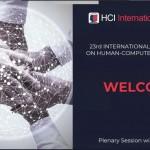 主义与算法携手并进——第23届HCII 大会
